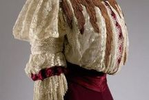 1900-1910 Fashion Faire / What People Wore in the First Decade of the 20th Century