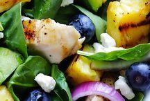 salads & sides / by Courtney Lynn