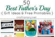 Daddy Ideas / by Meghan McDonnell Lyster
