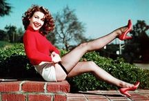 Vintage Bombshells / Ladies of the past who put the BOMB in Bombshell! / by Lesli Palmer Mayorga