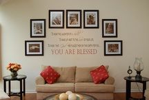 Home Ideas / by Meghan McDonnell Lyster
