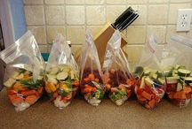 Food - Freezer Meals / by Meghan McDonnell Lyster