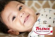 Things That Make Us Smile / Between September 17, 2013 and January 31, 2014, the makers of TYLENOL® will make a $1 donation to Children's Health Fund for every photo approved & shared on SmilingItForward.com. This board is sponsored by Tylenol.  / by BabyCenter