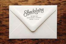 Stationary / Inspiration for my stationary shop