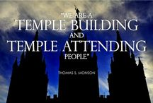 I love to see the temple / by Mormon Girl