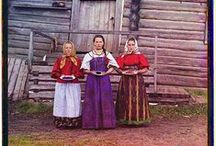 Germans from Russia / 1700's to Early 1900's