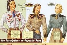 Vintage Western Wear / by Lesli Palmer Mayorga