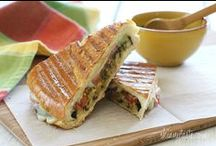 Sandwiches & Wraps / Grilled cheese, paninis, subs, wraps and more! / by Lesli Palmer Mayorga