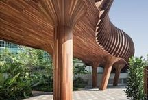 EXTRAORDINARY SPACES / Spaces that makes us say WOW!