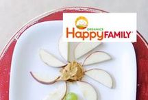 Fun with Food / Making mealtime for your child creative, fun and delicious. Sponsored by HappyFamily.