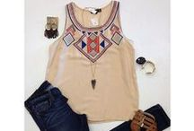 Spring/Summer Fashion / by Tisha Stare