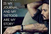 Tattoo Inspa's / Tattoo inspirations, woot.  / by krishnaa