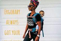 Why I babywear / Sponsored by Ergobaby