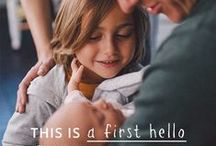 #ThisIsHappy / We're partnering with Happy Family to remember and celebrate the little things that make parenting wonderful and challenging and beautiful.
