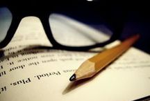 Revision and Editing / What really makes writing work! / by Debby Zigenis-Lowery