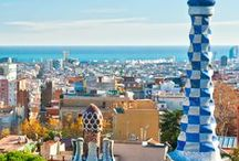 DESIGN TOUR: BARCELONA / We work with supremely talented designers and manufacturers around the world who meet our rigorous standards for integrity and quality craftsmanship. Barcelona, Spain is just one of those places in which we travel often to source pieces.
