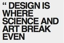 DESIGN QUOTES / Inspiration for architects and designers.