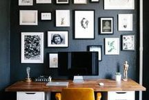 Home Office / Spaces for when you work at home