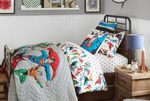 For Henry's bedroom / Marvel Inspired Rooms