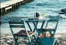 alfresco / gardens/outdoors/picnics/barbecues/fresh air / by El Cross