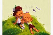 Illustrations / by Marissa Sabrina