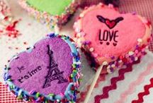 Fun Cake/Cookies/Cupcakes Ideas / by Nat C