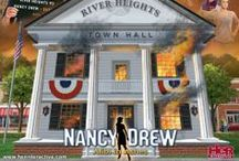 Nancy Drew #25: Alibi in Ashes / by Nancy Drew Games