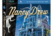 Nancy Drew #3: Message in a Haunted Mansion / by Nancy Drew Games