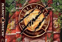 Nancy Drew #21: Warnings at Waverly Academy  / by Nancy Drew Games