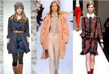 Runway Trends / All the fancy and pretty runway trends that Creative Fashion adores.