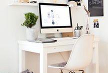 Home Office / by Diana Islas