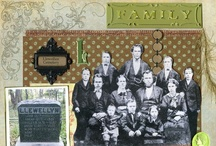 Scrapbooking / Always on the lookout for page ideas for multiple photos... / by Pat Taylor