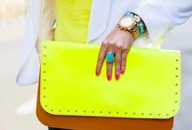Bright Eyed Wonders / Neon fashion / by Angela Gilltrap