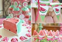 Birthday Party Decor Ideas / Ideas for decorating birthday parties for all ages!
