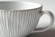 ceramics + pottery
