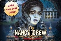 Nancy Drew #28: Ghost of Thornton Hall / by Nancy Drew Games