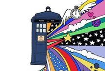 Dr. Who  / by Diana Islas