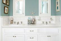 Bathrooms / by Gina Smith