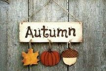 Autumn/Fall / by Indiana Chick