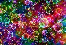 Color...color....color.... / Color is JOY....pure joy......