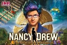 Nancy Drew #30: The Shattered Medallion / by Nancy Drew Games