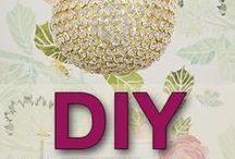 Crafts & D.I.Ys for Party Decor