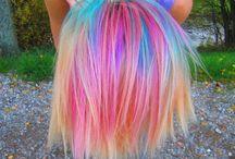 Unicorn Hair / by Jillian Hord