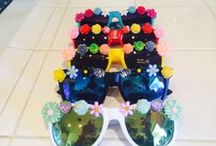 Sugar-Stoned Sunglasses