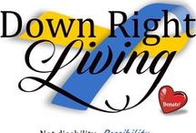 Down Right Living / Down Right Living is a board focusing on Down Syndrome resources and Trisomy 21 resources