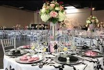 Quinceaneras Ideas / Here are a few pictures of quinceaneras that are hosted at the BEC!