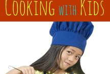 Kids in the Kitchen / by Christie A.