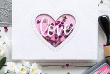 Paper Crafts - Love / Wedding