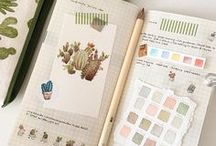 Artful Book:  Journaling and Scrap-booking ideas