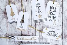 Paper Crafts - Tags & Wrap